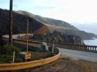 Bild vom Highway One (Bixby Bridge)